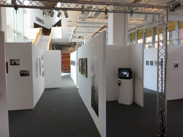 Exhibition Stand Hire Newcastle : Temporary partitions art display panels & exhibition walls